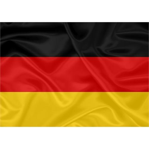 Bandeira Estampada Alemanha