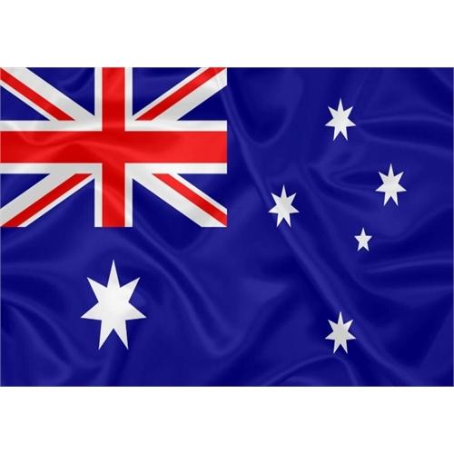 Bandeira Estampada Austrália