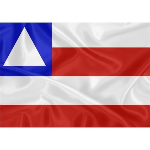 Bandeira Estampada Bahia