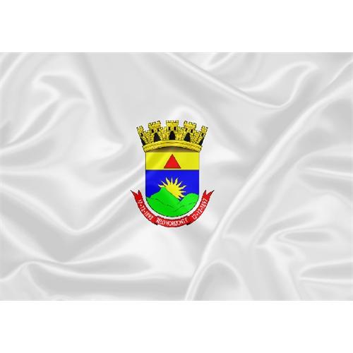 Bandeira Belo Horizonte - Minas Gerais