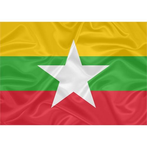 Bandeira Birmânia