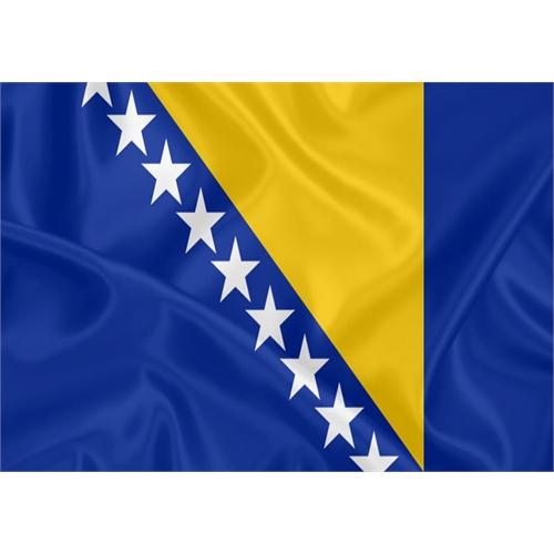 Bandeira Bósnia e Herzegovinia