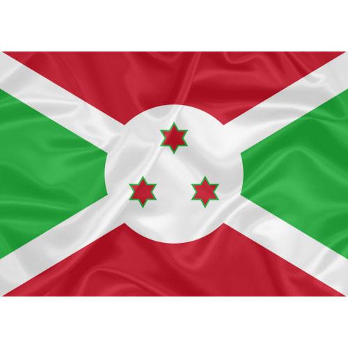 Bandeira Burundi