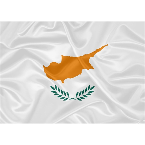 Bandeira Chipre