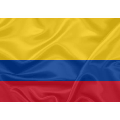 Bandeira Colômbia