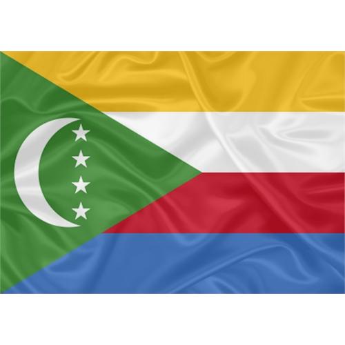 Bandeira Comores