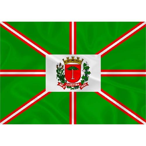 Bandeira Curitiba - Paraná