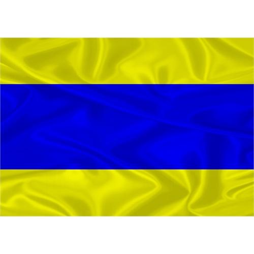 Bandeira Náutica Delta