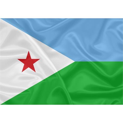 Bandeira Djibouti
