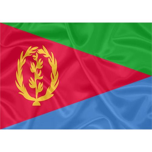 Bandeira Eritreia