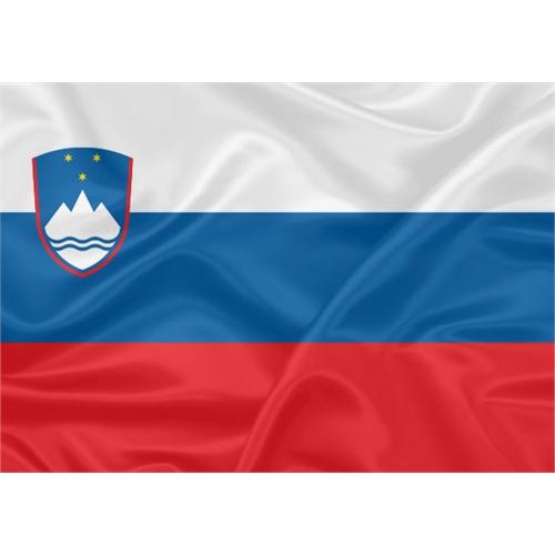 Bandeira Eslovênia
