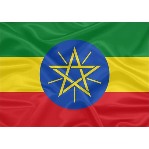 Bandeira Etiópia