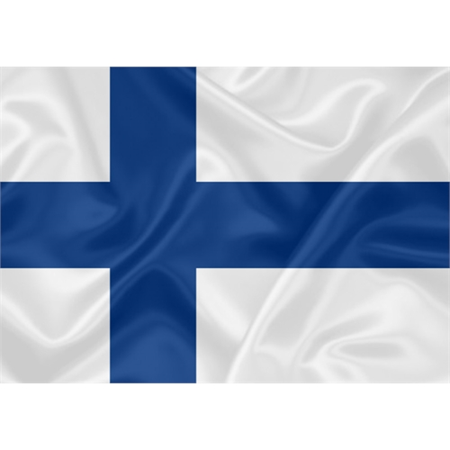 Bandeira Finlândia
