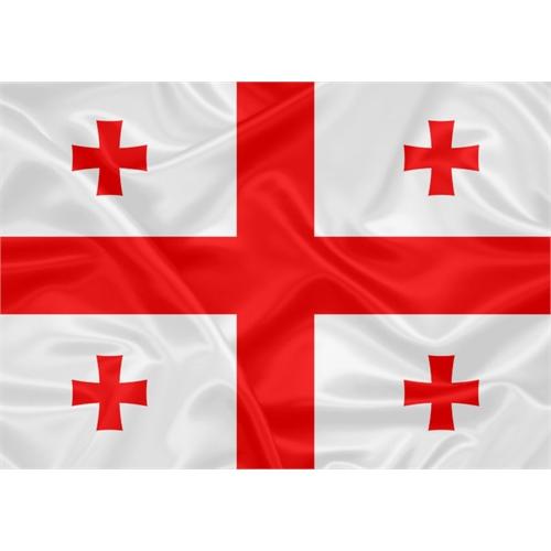 Bandeira Geórgia