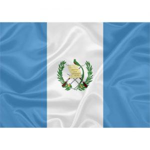 Bandeira Guatemala
