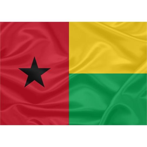Bandeira Guiné Bissau