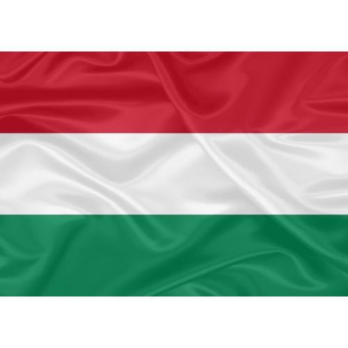 Bandeira Hungria