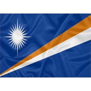 Bandeira Ilhas Marshall