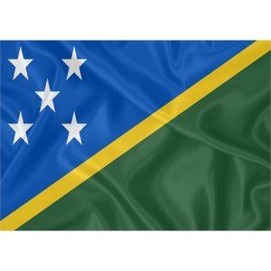 Bandeira Ilhas Salomão