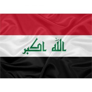 Bandeira Iraque