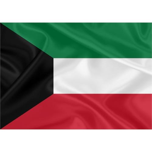 Bandeira Kuwait