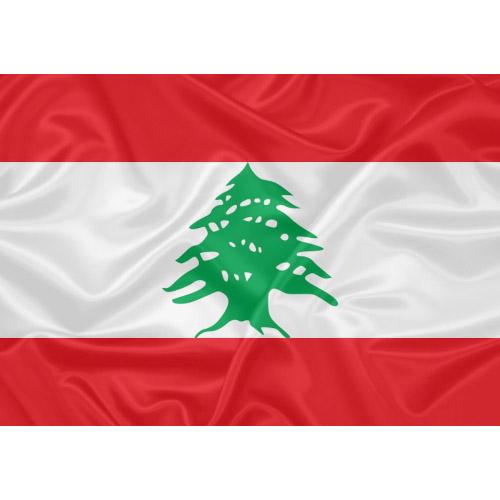 Bandeira Líbano
