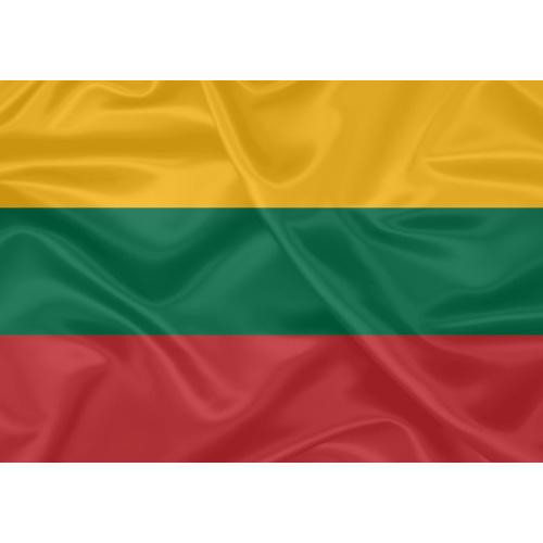 Bandeira Lituânia