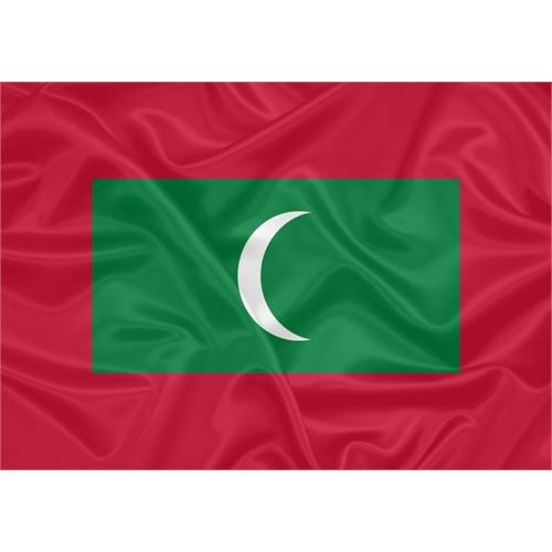 Bandeira Maldivas