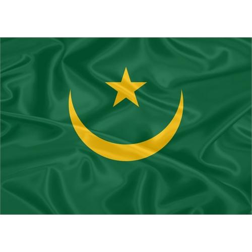 Bandeira Mauritânia
