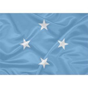 Bandeira Micronésia