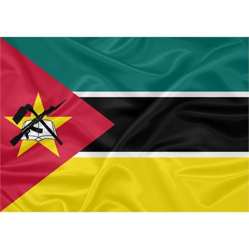 Bandeira Moçambique