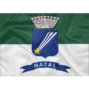 Bandeira Natal - Rio Grande do Norte