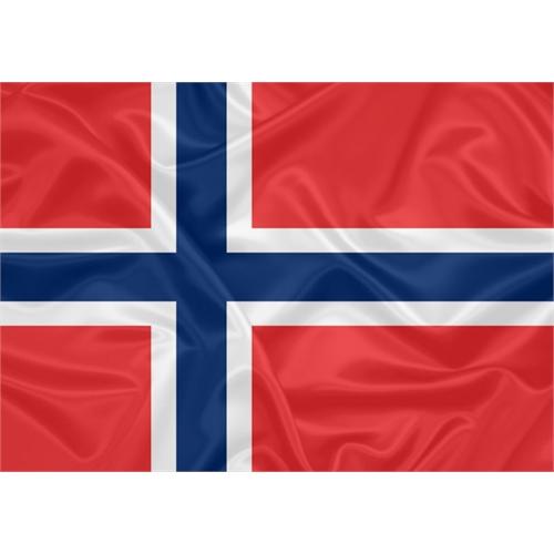Bandeira Noruega