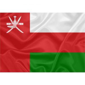 Bandeira Omã
