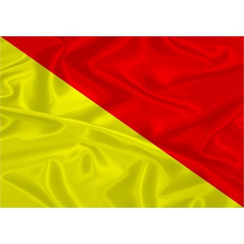 Bandeira Náutica Oscar