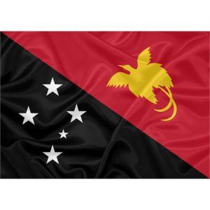Bandeira Papua-Nova Guiné
