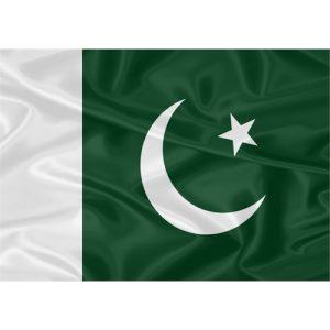 Bandeira Paquistão