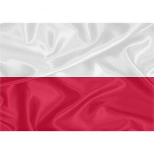 Bandeira Polônia