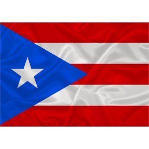Bandeira Porto Rico