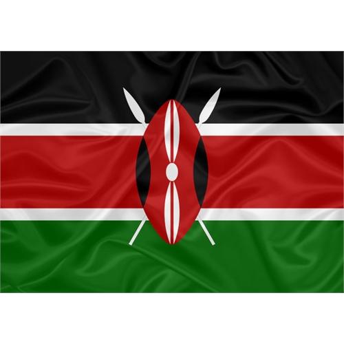 Bandeira Quênia