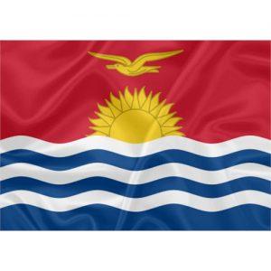Bandeira Quiribati