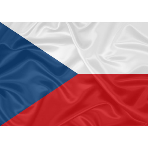 Bandeira República Tcheca
