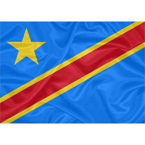 Bandeira República Democrática do Congo