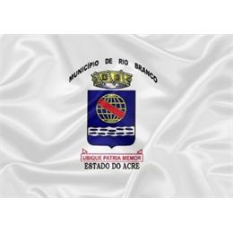 Bandeira Rio Branco - Acre