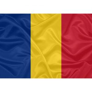 Bandeira Romênia
