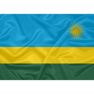 Bandeira Ruanda