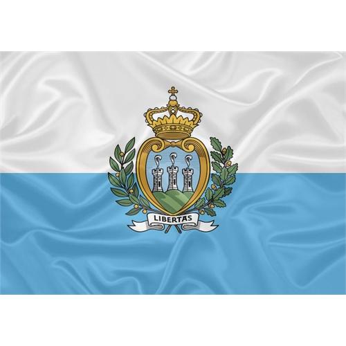 Bandeira San Marino