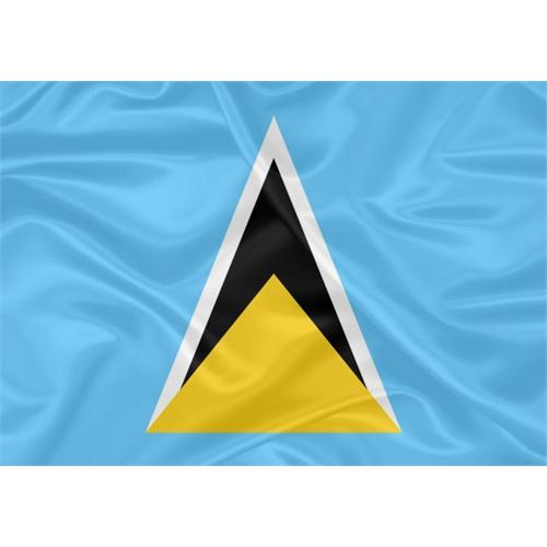 Bandeira Santa Lúcia