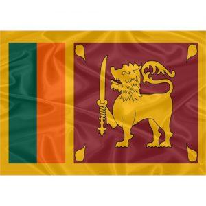 Bandeira Sri Lanka