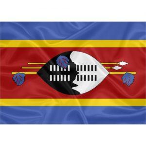 Bandeira Suazilândia